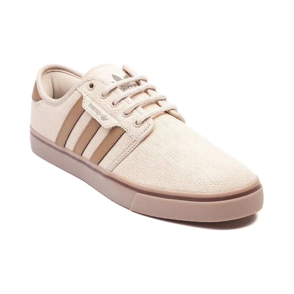 Mens adidas Seeley Hemp Athletic Shoe, a must have!