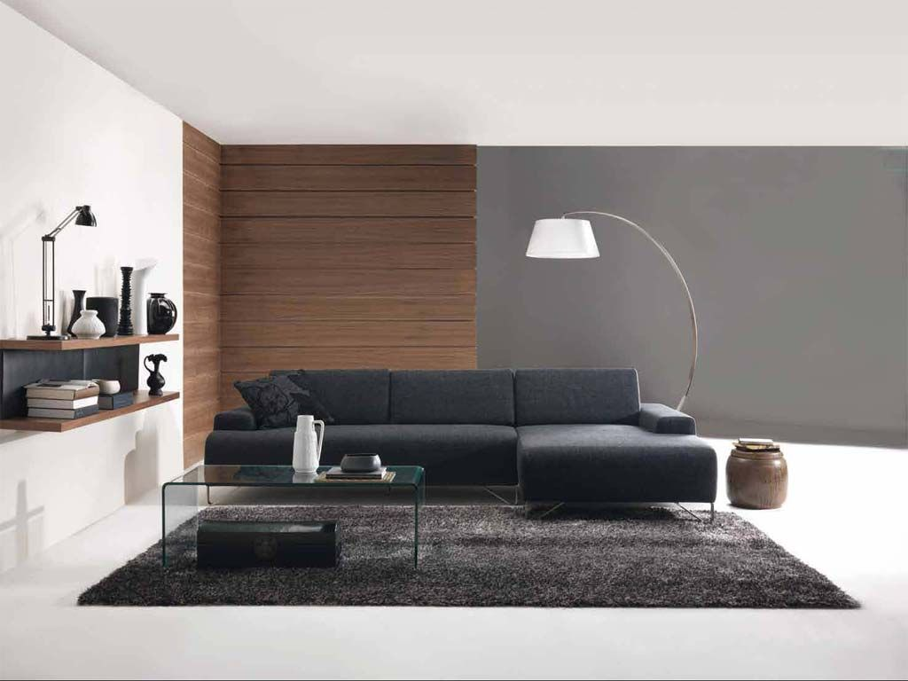 Minimalist living room design ideas for small apartment for Minimalist small apartment