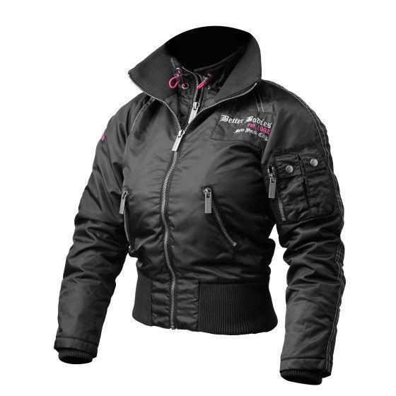 Better Bodies NY Nylon Jacket