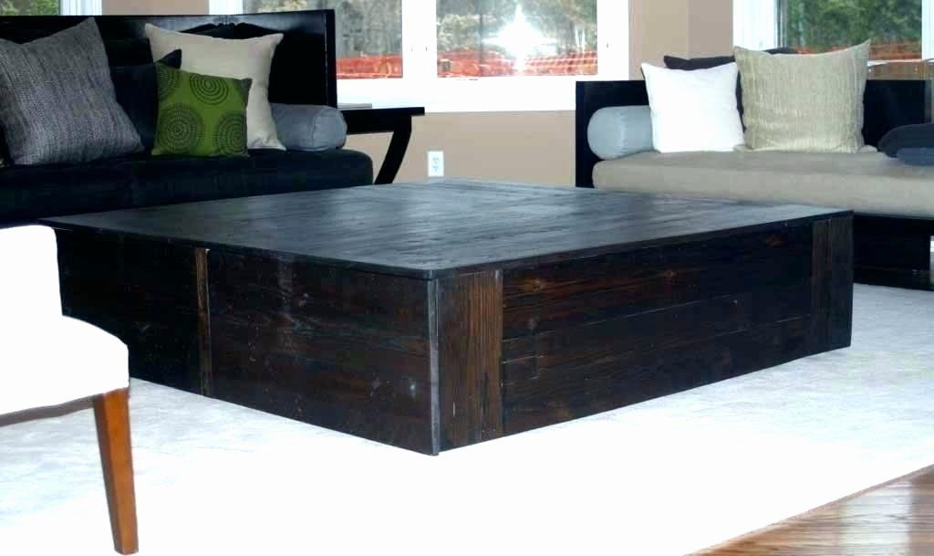 Modern End Tables For Living Room Beautiful Big Square Coffee