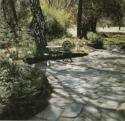 Patio Ideas | Patios, Stone patios and Backyard