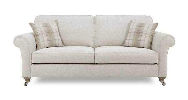 Brilliant Morland Plain 4 Seater Formal Back Sofa Dfs Living Room Inzonedesignstudio Interior Chair Design Inzonedesignstudiocom