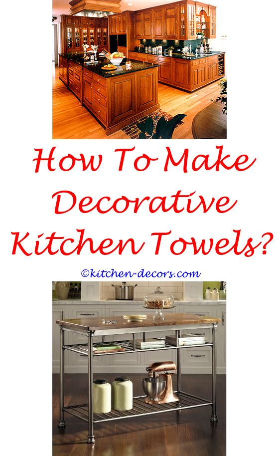 Kitchen Decor | Budget decorating, Kitchen decor and Cherry cabinets