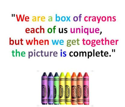Image result for crayon quotes for kids | Childcare quotes ...