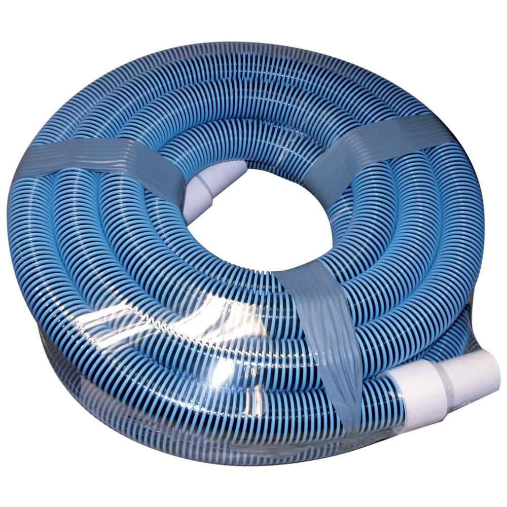 Poolmaster Classic 40 Ft By 1 1 2 In Swimming Pool Vacuum Hose 33440 The Home Depot Pool Vacuum Hose Pool Hoses Best Pool Vacuum