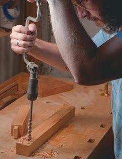 Ah! E se falando em madeira...: +1 artigo sobre encaixes