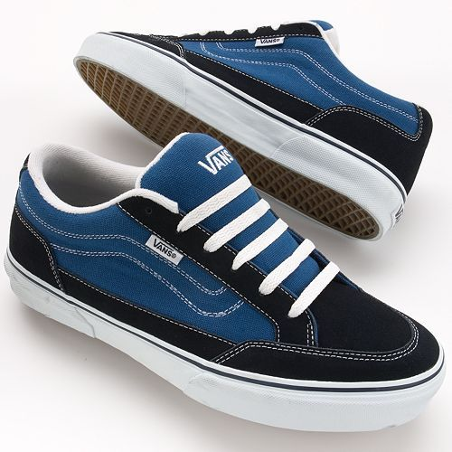 5a9133d9b3 Vans Bearcat Skate Shoes - Navy  49.99