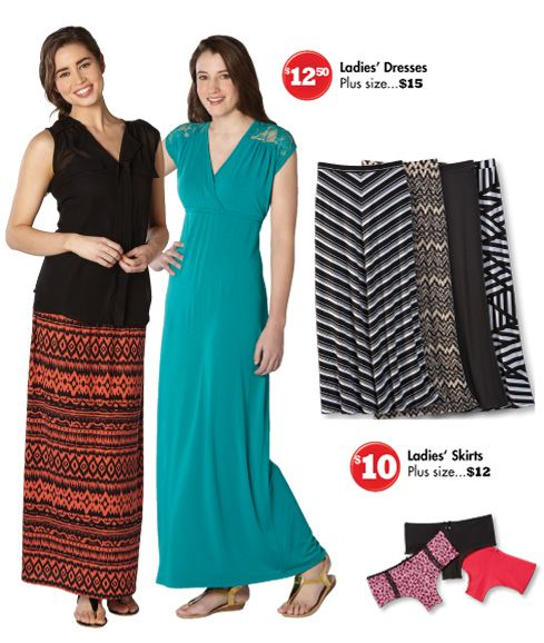 Family Dollar Maxi Dress