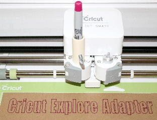 Cricut Explore Pen Adapter To Use Different Pens By