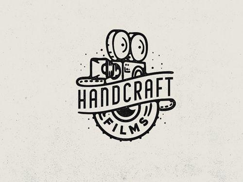 Handcraft Films Logo By Asix Works Mmf Logo Design Logo