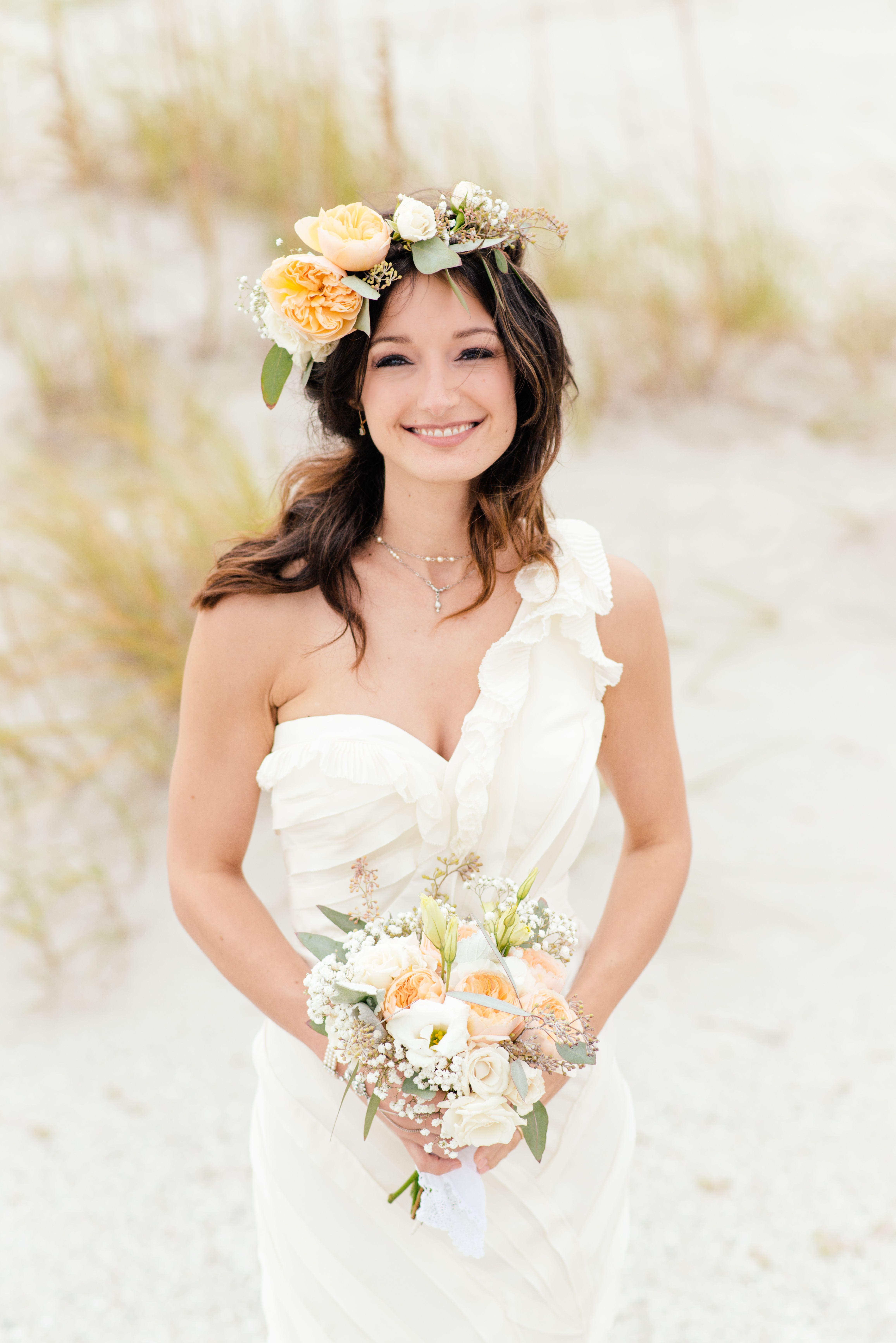 Fine Garden Wedding Hairstyles Festooning - The Wedding Ideas ...