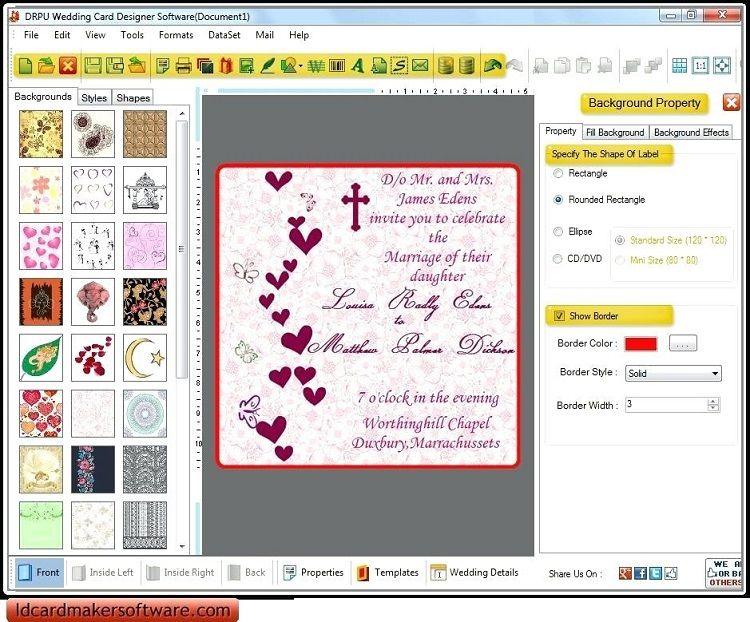 Handmade Birthday Invitation Card Maker Online Free Buick