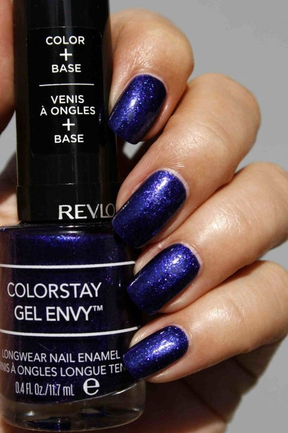 Revlon Colorstay Gel Envy Nail Polish Nagellak 430 Showtime Nail Polish Pinterest