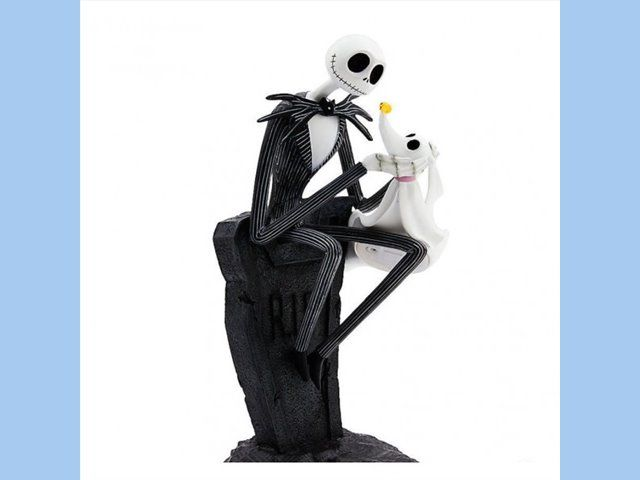 Mid Fig - Jack Skellington & Zero