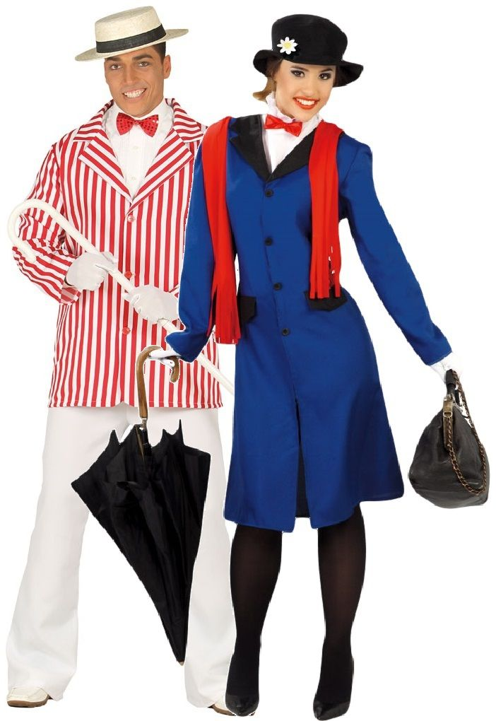 1920s party ideas. Couples Mary poplins and very fancy dress ...