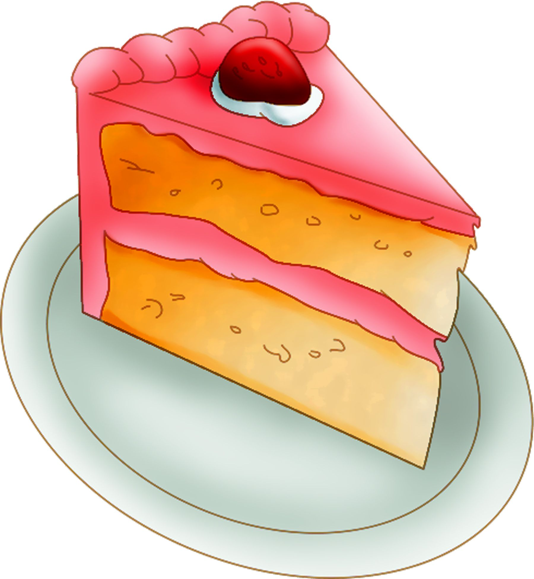 Free Cakes And Cookies Artwork