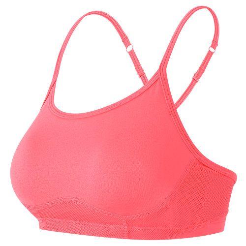 eca9b490064d2 New Balance 3106 Women s NB Hero Bra - Pink (WBT3106GUA)