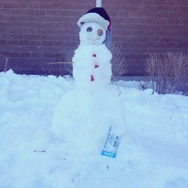 Snowman headed to the movies #sundance