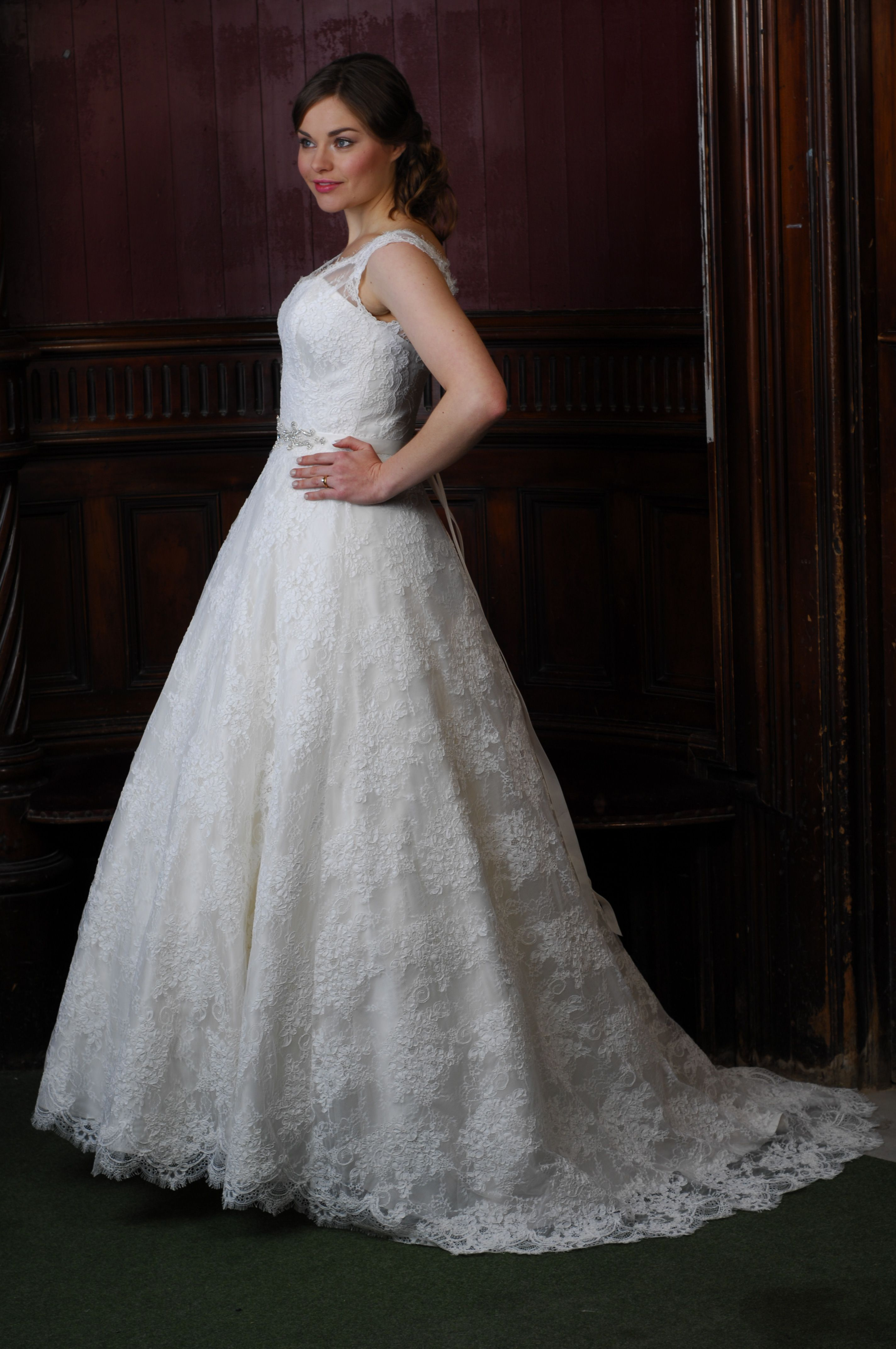 Wedding dresses springfield mo  Perdita with a diamante and pearl belt  Wedding Gowns  Shakespeare