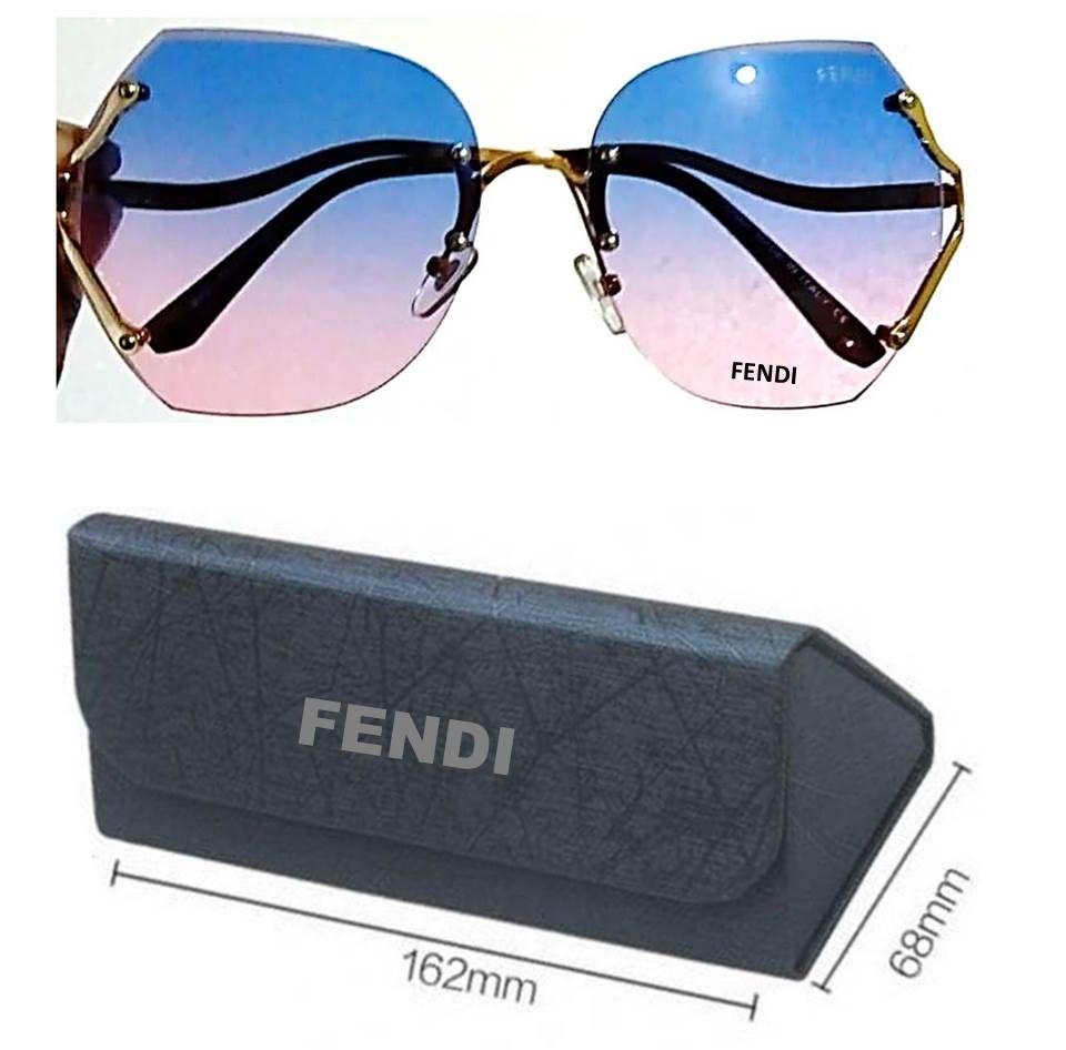 As Melhores Replicas De Oculos De Sol Femininos Da Marca Fendi