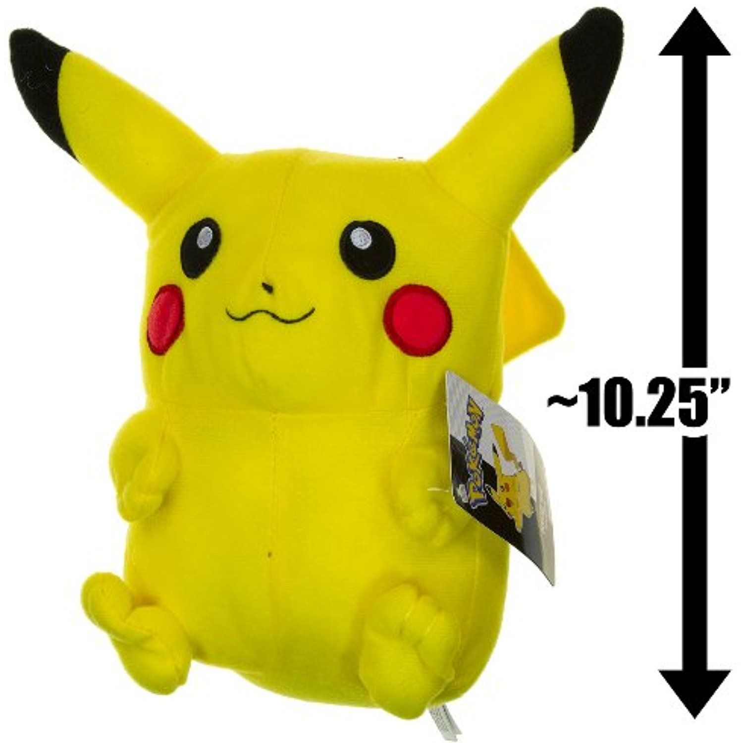 pikachu 10 25 plush check this awesome product by going to the