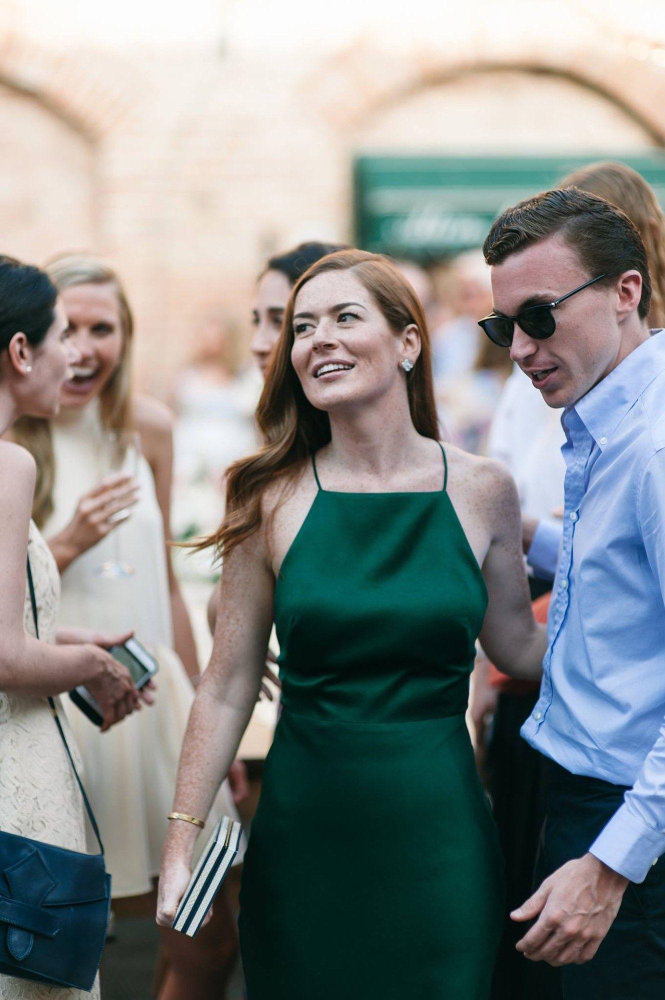 Meg scanlon and michael mcgillenus intimate destination wedding in