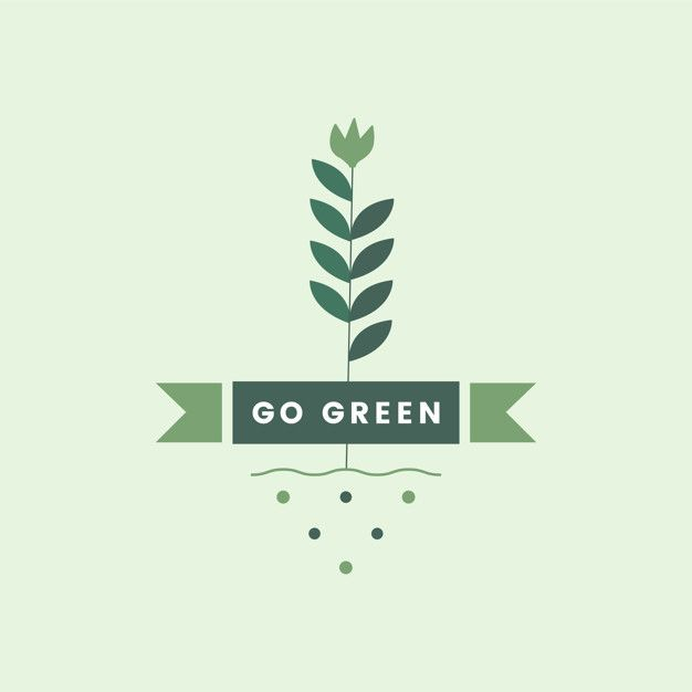 Download Go Green For The Environment Icon for free