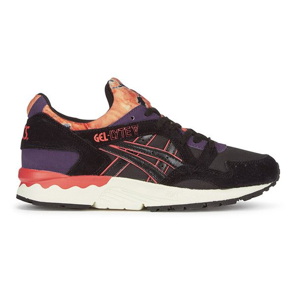 wholesale dealer a00e1 e13d1 Asics Gel-Lyte V  Storm Pack  Trainers - Black Black (120 CAD ...