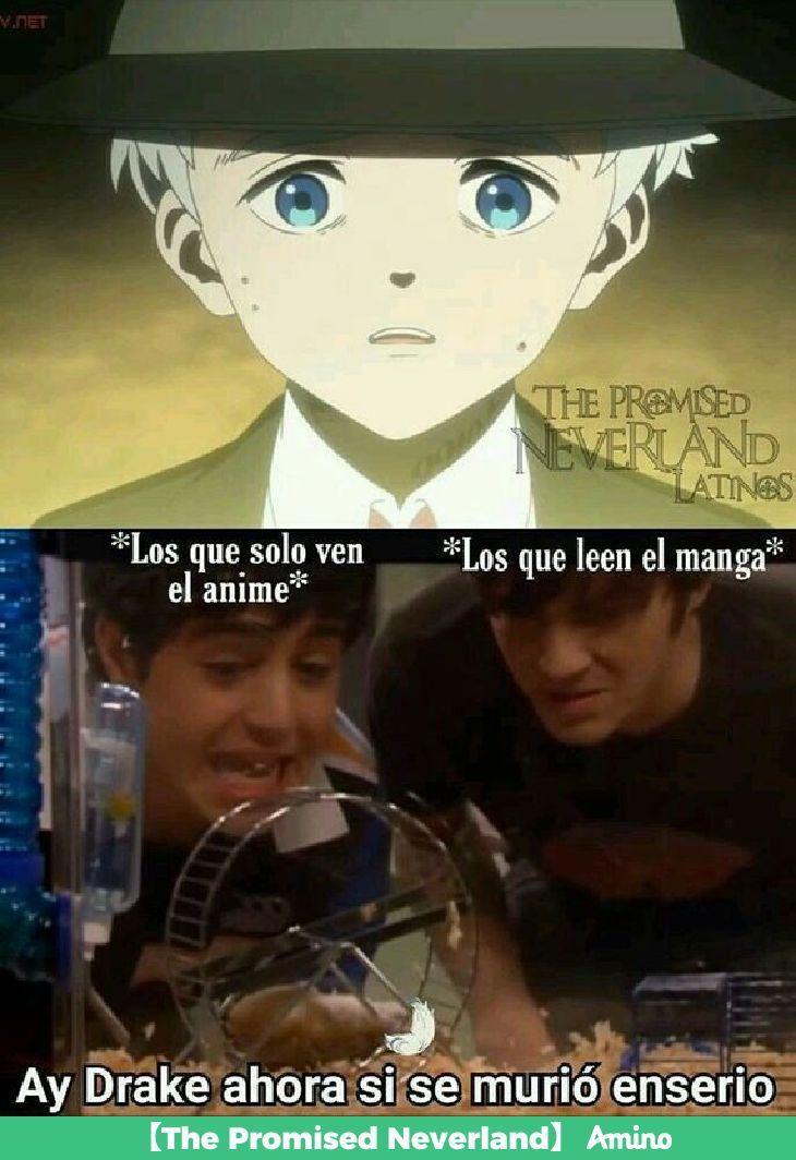 Memes De The Promised Neverland