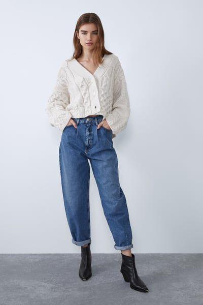 Photo of SLOUCHY JEANS