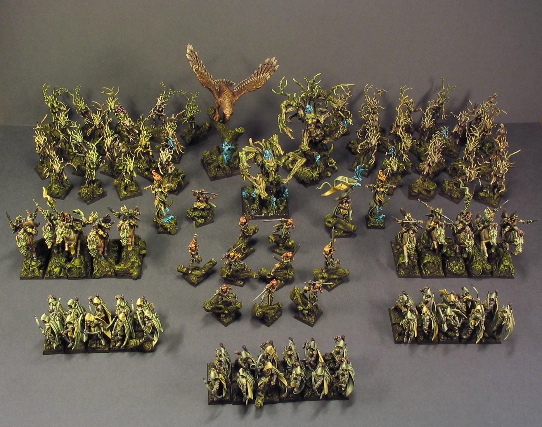 Silver helms - Warhammer / High Elves / Age of Sigmar / Aelfs | My ...