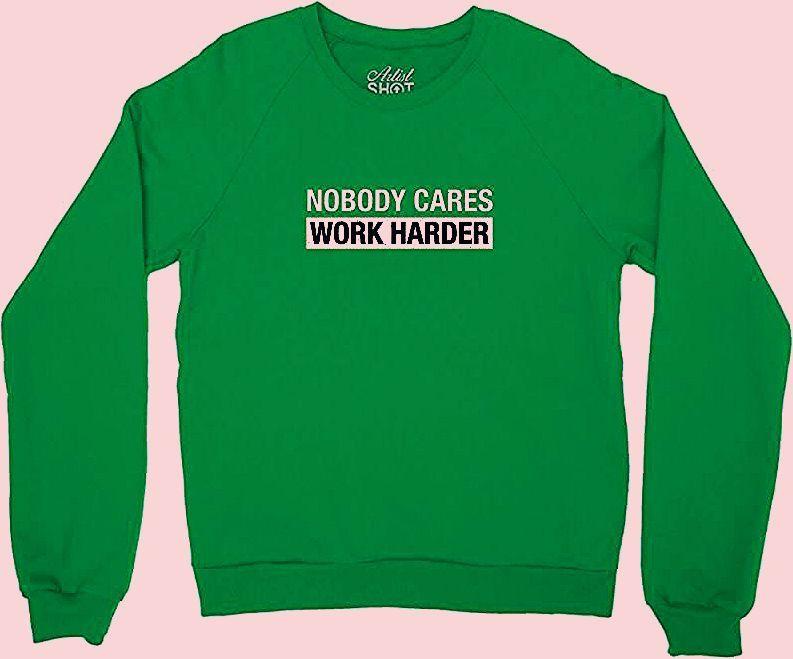 Photo of Work Harder
