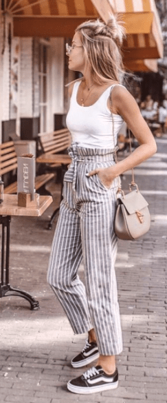 20 Simple and Comfy Casual Summer Outfits