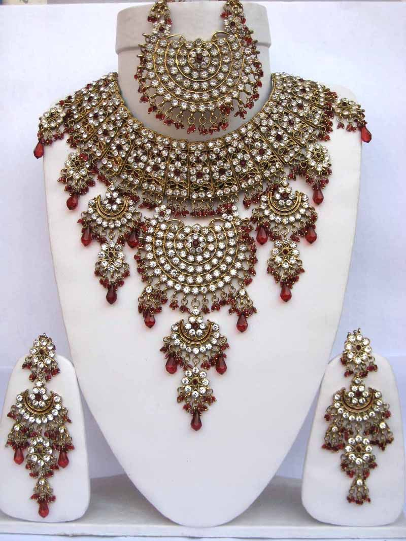 Indian Bridal Jewellery | We are talking here about Indian Bridal ...
