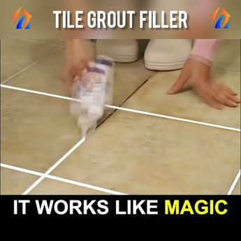Tile Gap Filler In 2020 With Images Grout Cleaning Diy