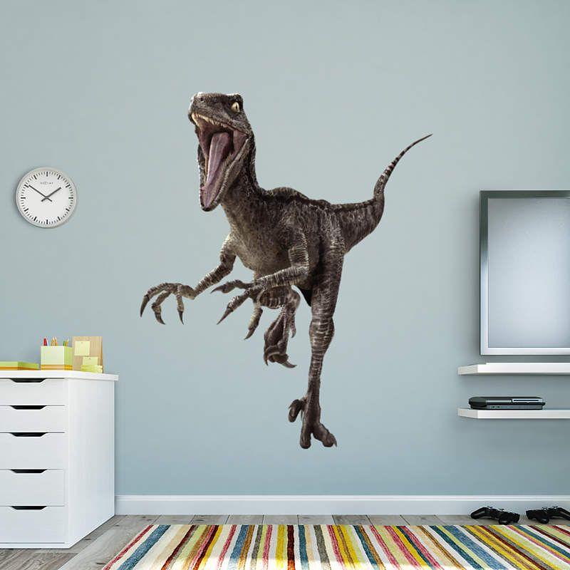 Fathead Com Velociraptor Jurassic World Wall Decals Dinosaur