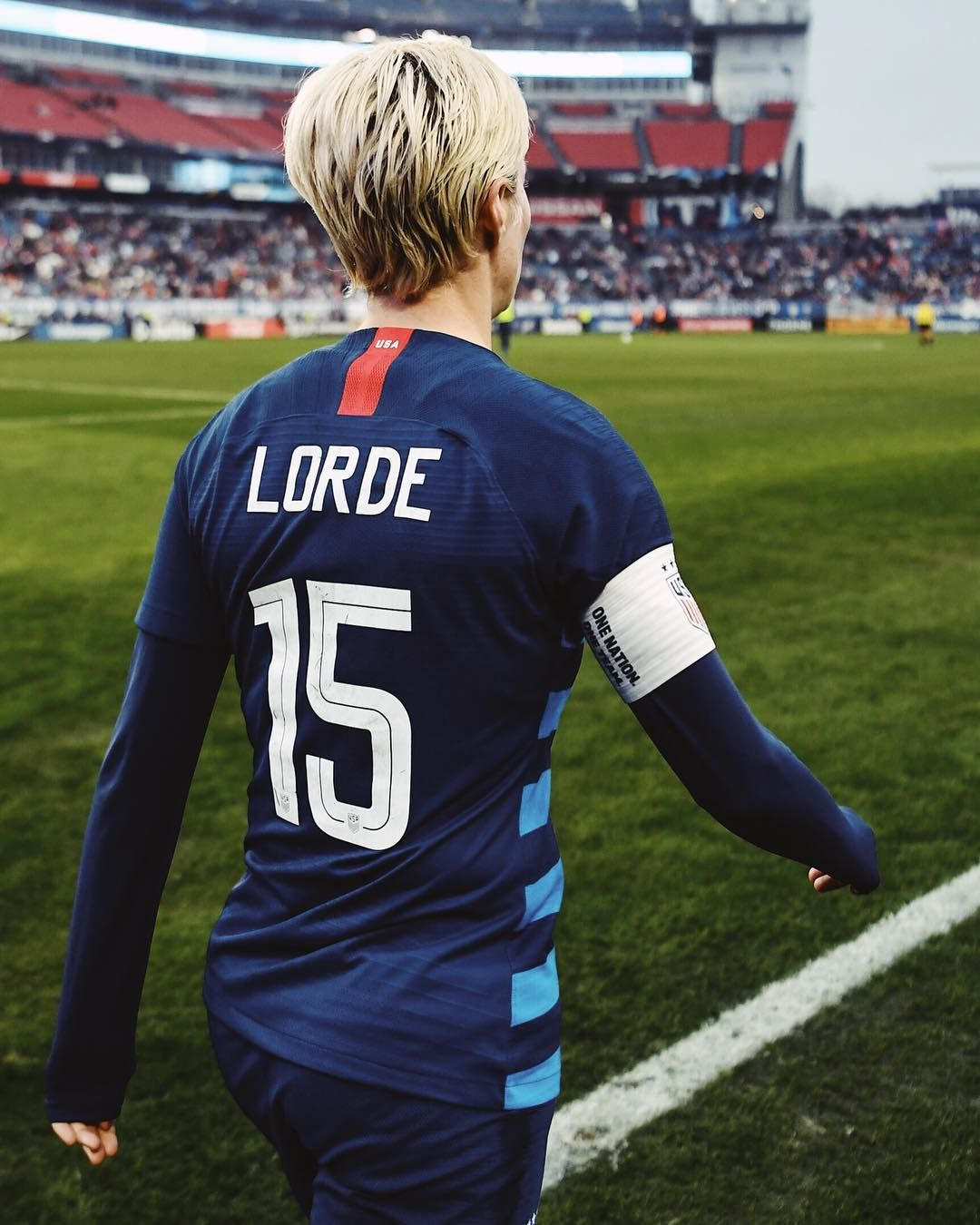 Nwsl Nwsl Instagram Com It S Not Usually About The Name On The Back But Yesterday Was An Exception Who Would You Pick Womens Soccer Soccer League League