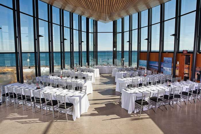 Waterfront Wedding Venues Spencer S At The Waterfront Burlington Ontario Intimate Waterfront Wedding Venue Smallest Wedding Venue Wedding Venues Toronto