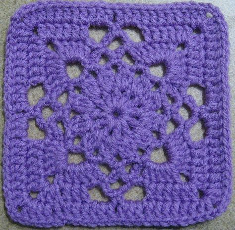 Ravelry: jewlbal3\'s 365 Day 36 -- Gothic Square | Pattern design ...