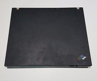Lenovo Thinkpad T60 - Dual Core 1.66hz - 1GB Ram - 60GB HDD - Bad Fan