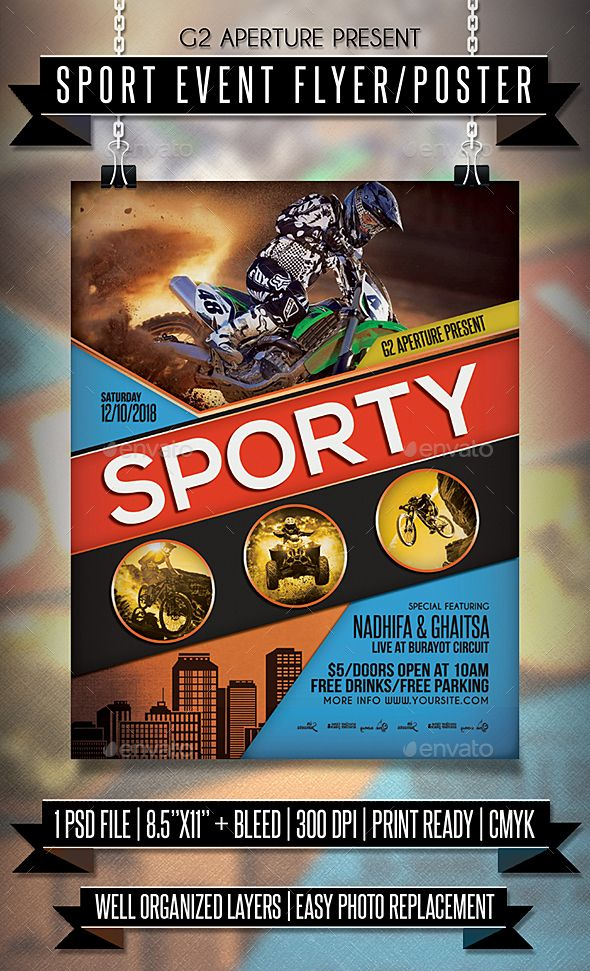 sport event flyer poster events flyers event flyer pinterest