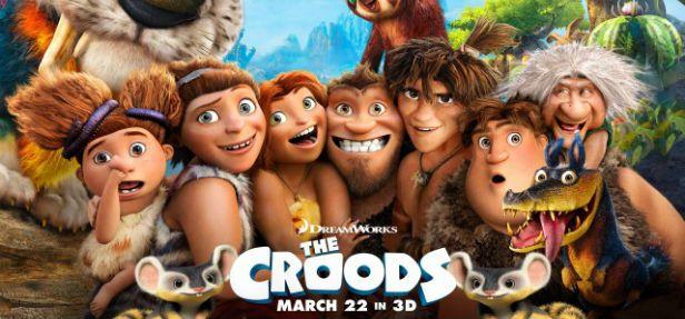 Semana Animada Os Croods Coxinha Nerd Filmes Filme Croods E