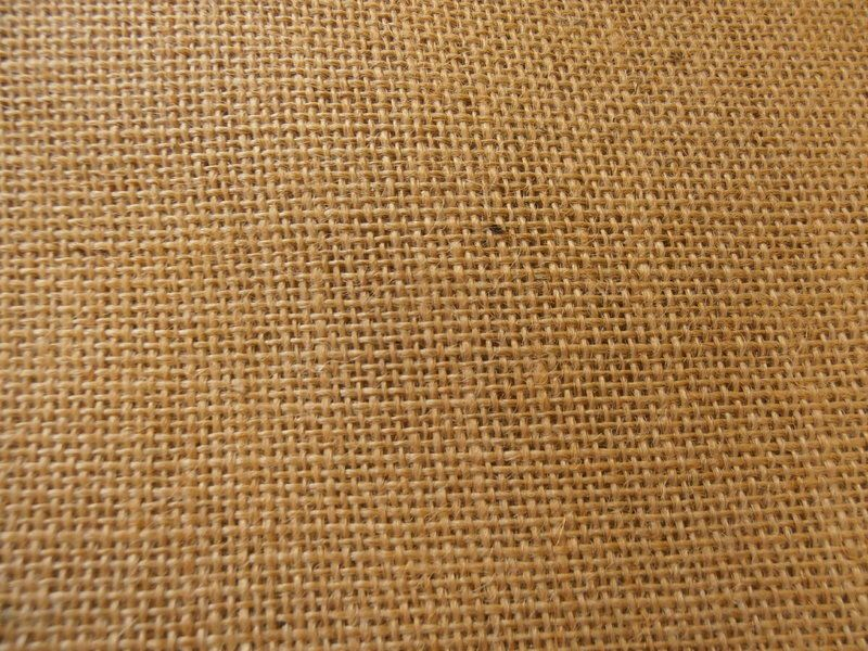 Red Hessian Fabric Fine Weave Quality Jute Burlap Craft Upholstery