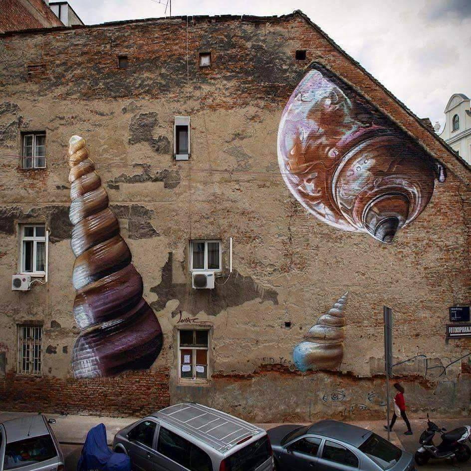 Pin On Street Art Croatia