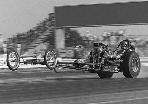 Don Garlits Won Top Fuel At The 1967 Nhra Us Nationals At Indy