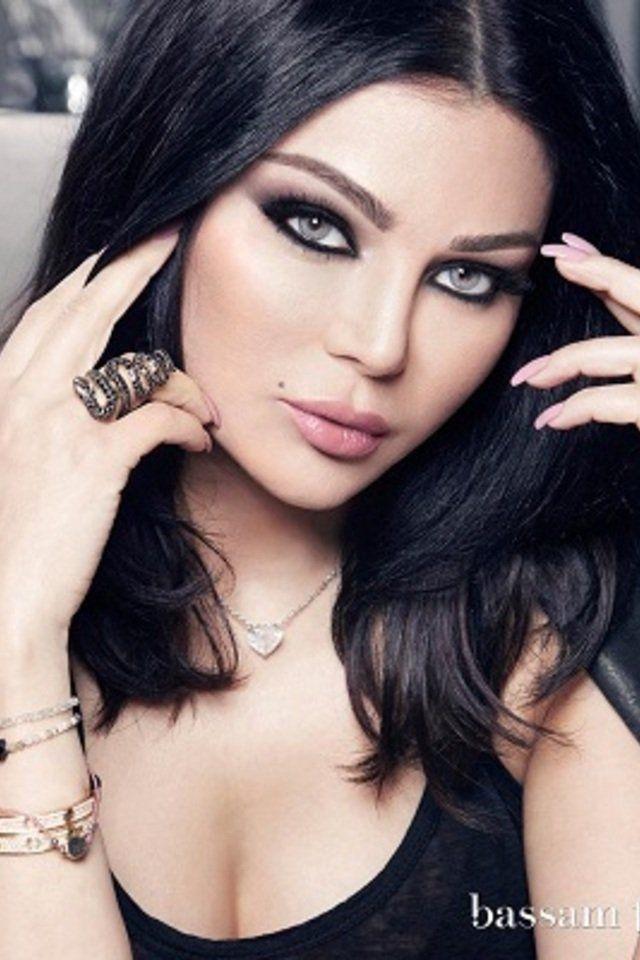 Pin By Wendy Cheung On Look Haifa Wehbe Haifa Beauty