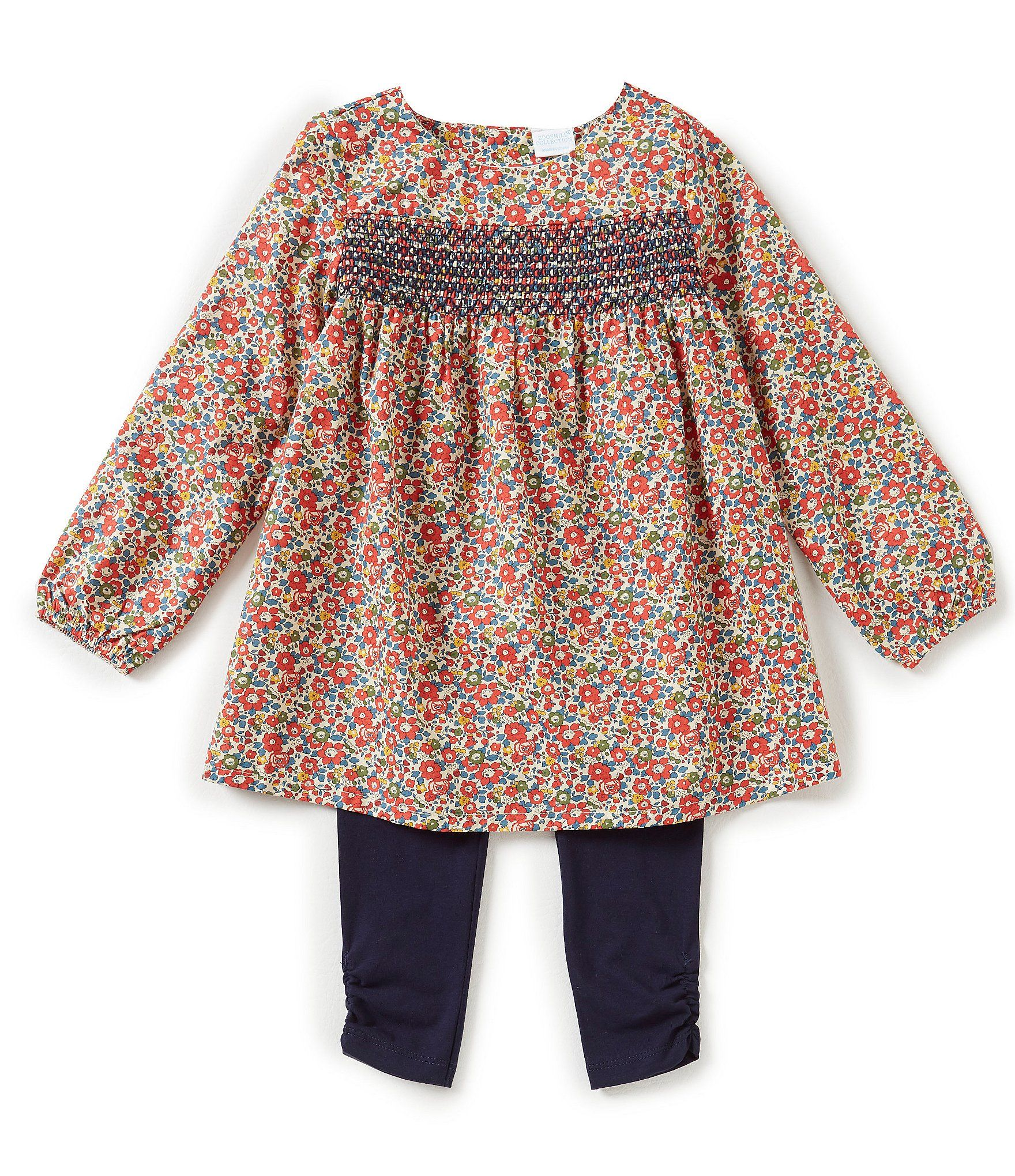 Edgehill Collection Baby Girls 12 24 Months Made With Liberty