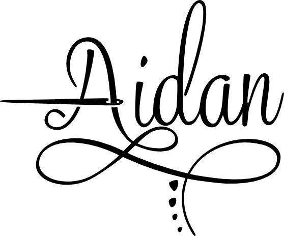 seamstress logo typophile our family shop modern