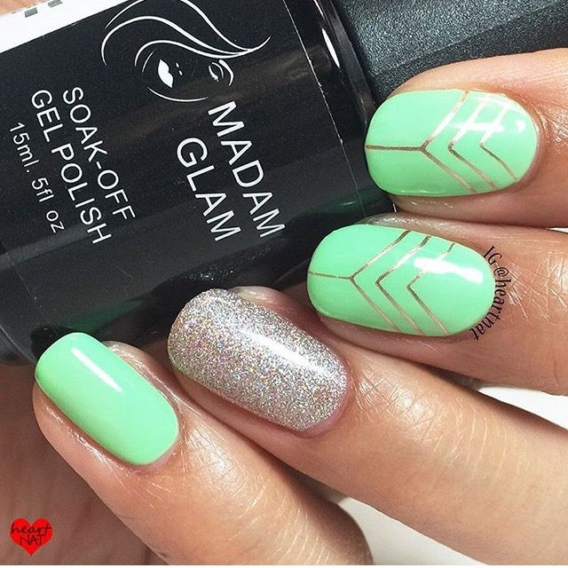 Pin de Mrs_brooke en Nails ideas | Pinterest | Uña decoradas
