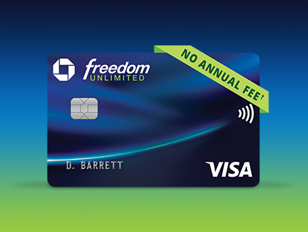 My New Credit Card Chase Freedom Credit Card Benefits Chase Online